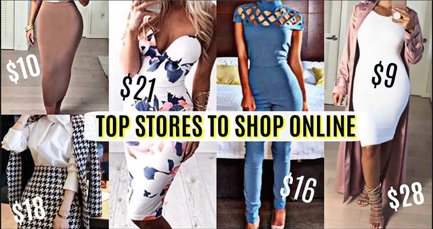 Tips For Shopping Clothes Online
