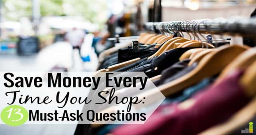 How To Save Money Every Time You Shop